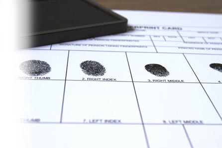 Fingerprinting Services at Citrus County Sheriff's Office