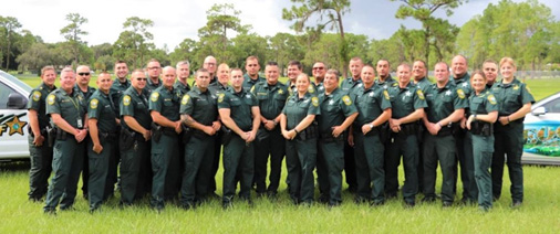 Citrus County School Resource Officers